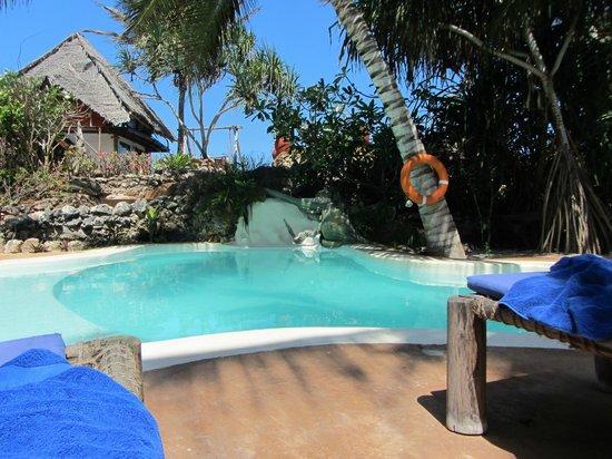 Matemwe Lodge, Asilia Africa : One of the pools