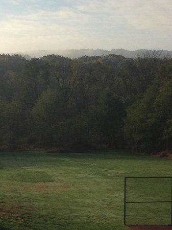 Rodeway Inn & Suites - New Hope: Morning view
