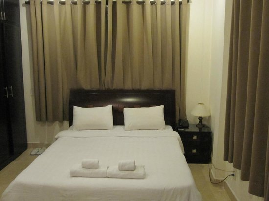 Saigon Zoom Hotel: Bed room