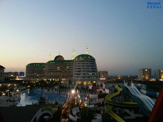 Delphin Imperial Hotel Lara : Вид с колеса обозрения