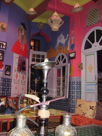 Rainbow Marrakech Hostel: Más color