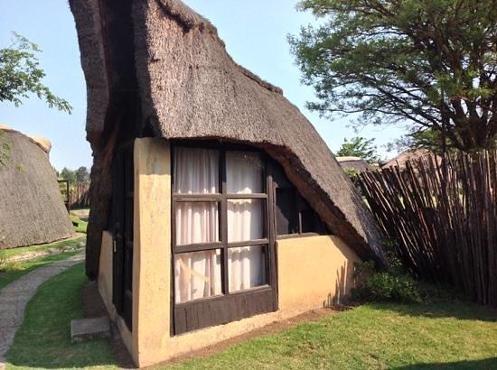 Hawane Resort: Op het oog leuke huisjes