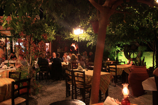 Neromilos: Lovely Restaurant