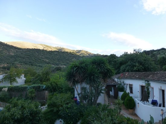 Molino del Santo : View from Room 14