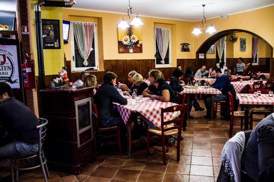 Vecchia Osteria Ancarano Sopra : L'etica dell'osteria.
