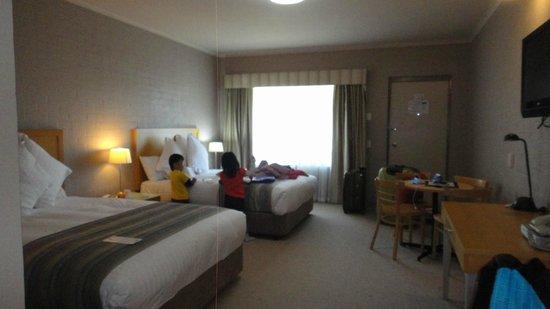 Comfort Inn & Suites Blazing Stump: The clean & spacious room