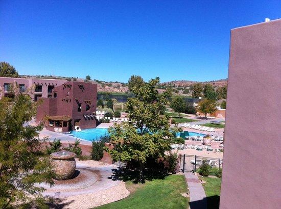 Hyatt Regency Tamaya Resort & Spa: Pool view
