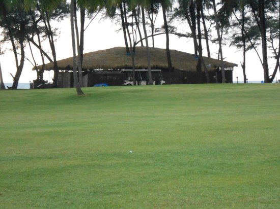 The LaLiT Golf & Spa Resort Goa: Next to Golf Course
