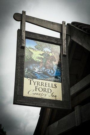 Tyrrells Ford Country Inn & Hotel : Tyrrells Ford