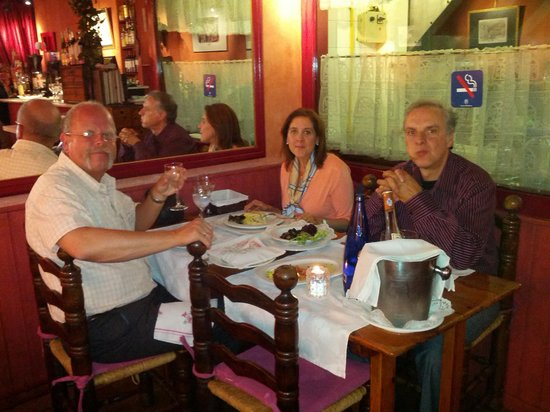 Restaurant Versailles : En Famille