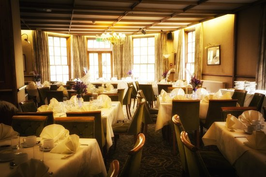 Tyrrells Ford Country Inn & Hotel : Dining Room
