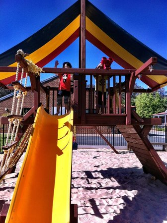 Comfort Inn & Suites Blazing Stump: Playground