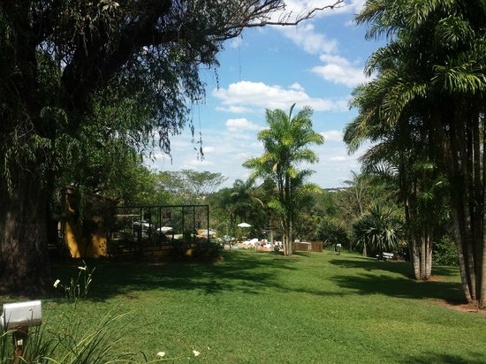 Farm Hotel Jacauna: Vista da Piscina