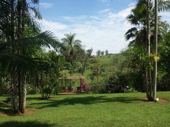 Farm Hotel Jacauna: Vista do Deck