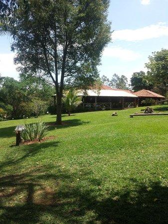 Farm Hotel Jacauna: Vista do Restaurante