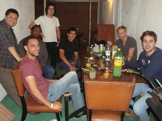 LimeTime Hostels - Paulista : lugar de bbq