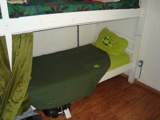 LimeTime Hostels - Paulista : las camas del hostal
