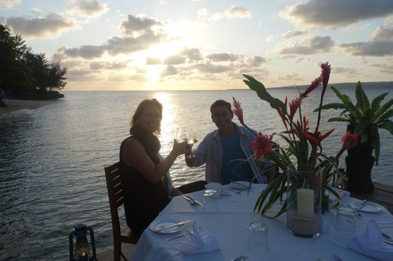 Paradise Cove Resort: the most romantic resort
