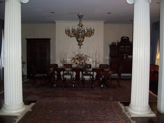 The Excelsior House: Back of Dining Room