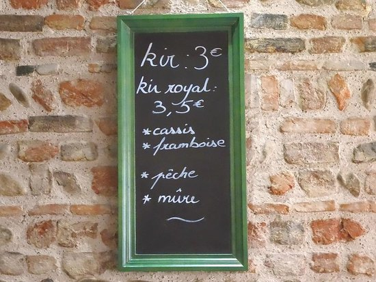 Le Commerson: Best Value Kirs in France?