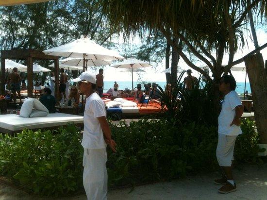 Nikki Beach Resort Koh Samui: nikki beach the sunday