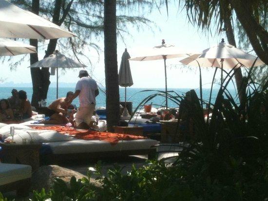 Nikki Beach Resort & Spa: nikki beach the sunday
