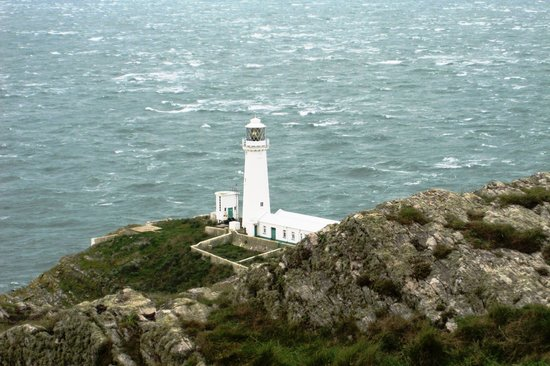 Boutique Tours of North Wales: South Stack lighthouse (Anglesey)