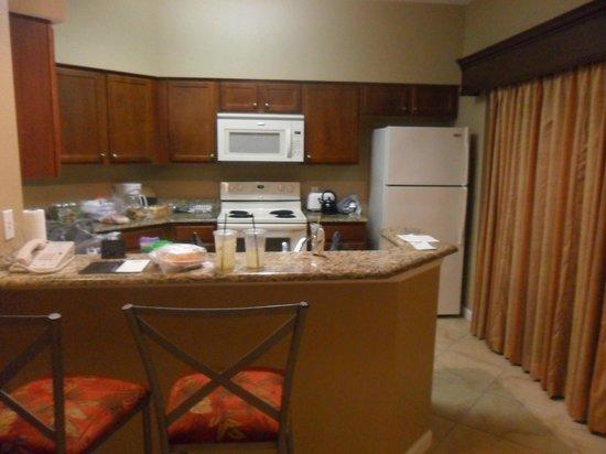 WorldQuest Orlando Resort : Cocina