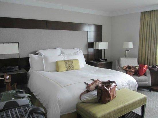 The Ritz-Carlton New York, Battery Park : comfy