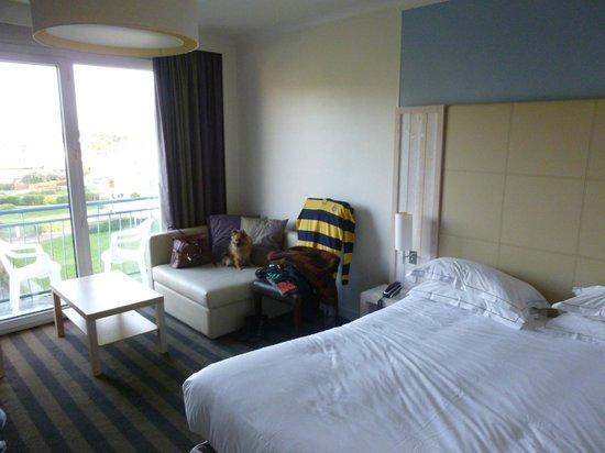 Hotel Kastel: chambre spacieuse