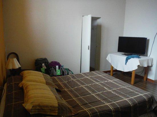 Residencial Miraflores B&B: Habitación sencilla