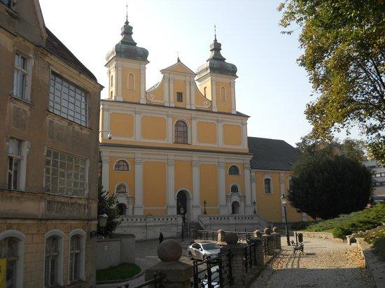Explorer Hostel: Kloster beim Königsschloss