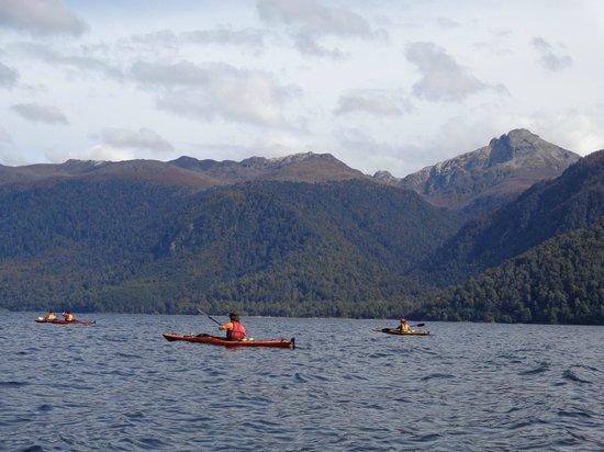 Andes Explora: kayak por los fiordos