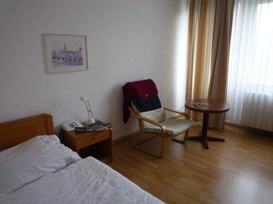 Novum Hotel Ravenna Berlin Steglitz : Einzelzimmer 5.OG