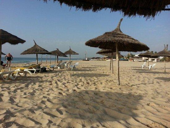 Hotel Movie Gate: La plage