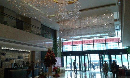 White Swan Hotel ChangSha: Lobby area