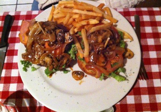 La Hidalguia: The Hamburger
