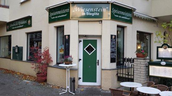 Gasthaus Wiesenstein in Steglitz