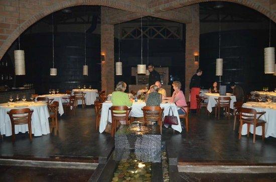 Corazon de Mexico: dining room