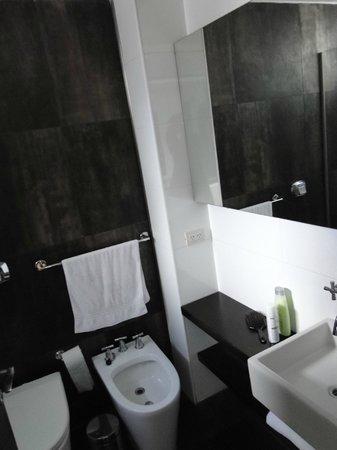 Moreno Hotel Buenos Aires : Banheiro
