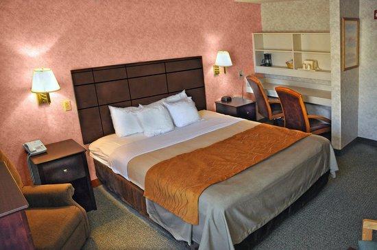 Comfort Inn Cedar Park: comfortable beds