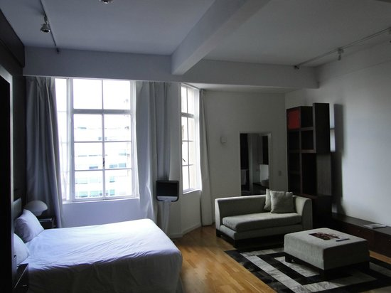 Moreno Hotel Buenos Aires : Quarto