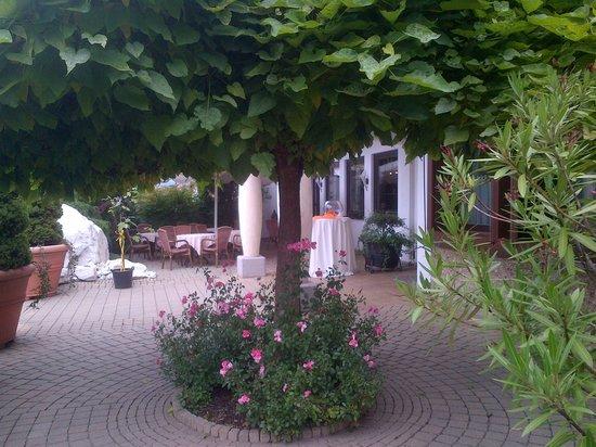 Gasthof Feichter: Giardino