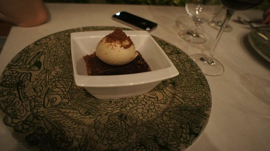 Tragaluz: dessert