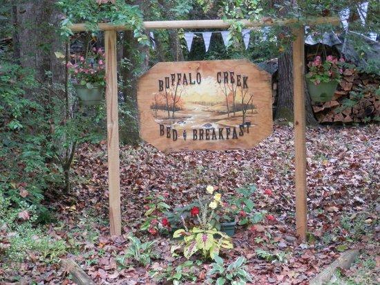 Buffalo Creek Bed and Breakfast: Buffalo Creek B&B