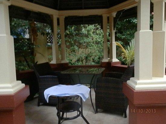 Hermosa Cove - Jamaica's Villa Hotel : Gazebo
