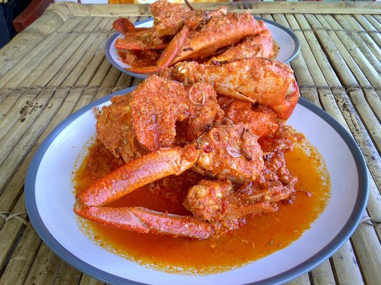 The Chili : The 1.5 Kg Crab!