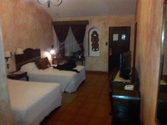 Hotel Las Farolas: en general