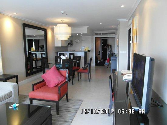 Marriott's Mai Khao Beach - Phuket: Living Area