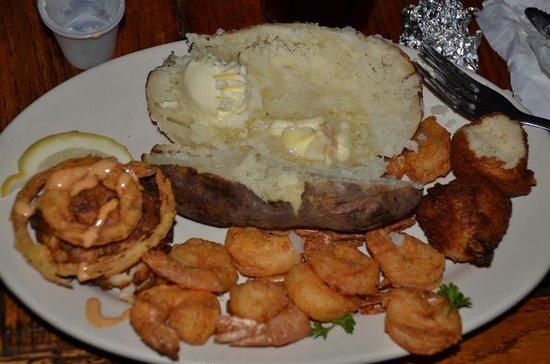 Brio Shrimp And Crab Cake Recipe